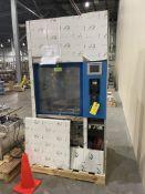 Steris labortary glassware washer model reliance 400xls sn 3627214009 RIGGING/LOADING FEE - $150