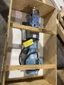 Waukesha SPX Pump Model 030 U1 S/N 1000002903195 Pump WITH BALDOR 1 HP Motor RIGGING/LOADING FEE - $