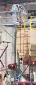 Dallas, TX Rad bucket elevator, built in 2017, approx 16': Dallas,Tx ***Loading Fee of: $2500 to