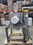 Located in Northampton, MA: CME Hammermill, Model: 10HP ECO-HMS, Unit is fully stainless steel