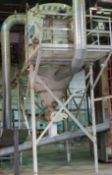 Dallas, TX Large pulsjet type dustcollector baghouse: Dallas,Tx ***Loading Fee of: $2500 to be added