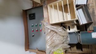 Located in Wisconsin: Colorado Mill Equipment C3 control panel replacment cost approx $6900, loading