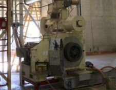 Dallas, TX Colorado Mill Equipment R150 Pellet Mill with feeder, conditioner, force feeder, die, and