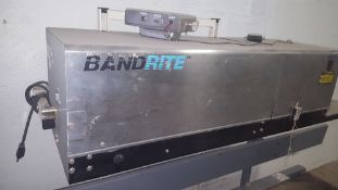Bandrite Band sealer Model #6000-4240-000. NOTE FROM SELLER: Lot was in good working order in our