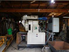 Located in Waterloo, IA: Pellet Mill, Model: R-30 by Colorado Mill Equipment, 30 hp Motor,
