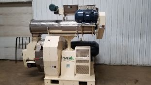 Located in Wisconsin: Colorado Mill Equipment R150 2019 Pellet mill with 200hp main motor, made in