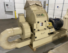 """Located in Cannon City, CO: NEW/Unused Colorado Hammermill Equipment HMA100 with 100hp motor , 10"""" x"""