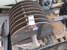 Canon City CO Hammermill rotor - serviced by CMS with hammers ***Loading Fee of: $ 50 to be added to