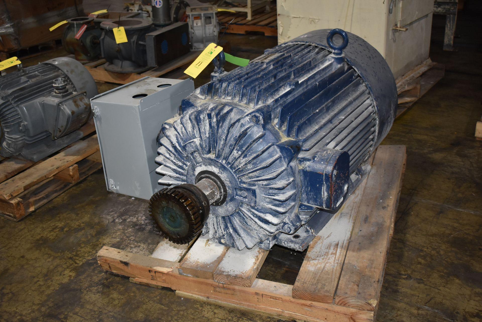 Marathon XRI 300 HP Motor, Frame 447/449T