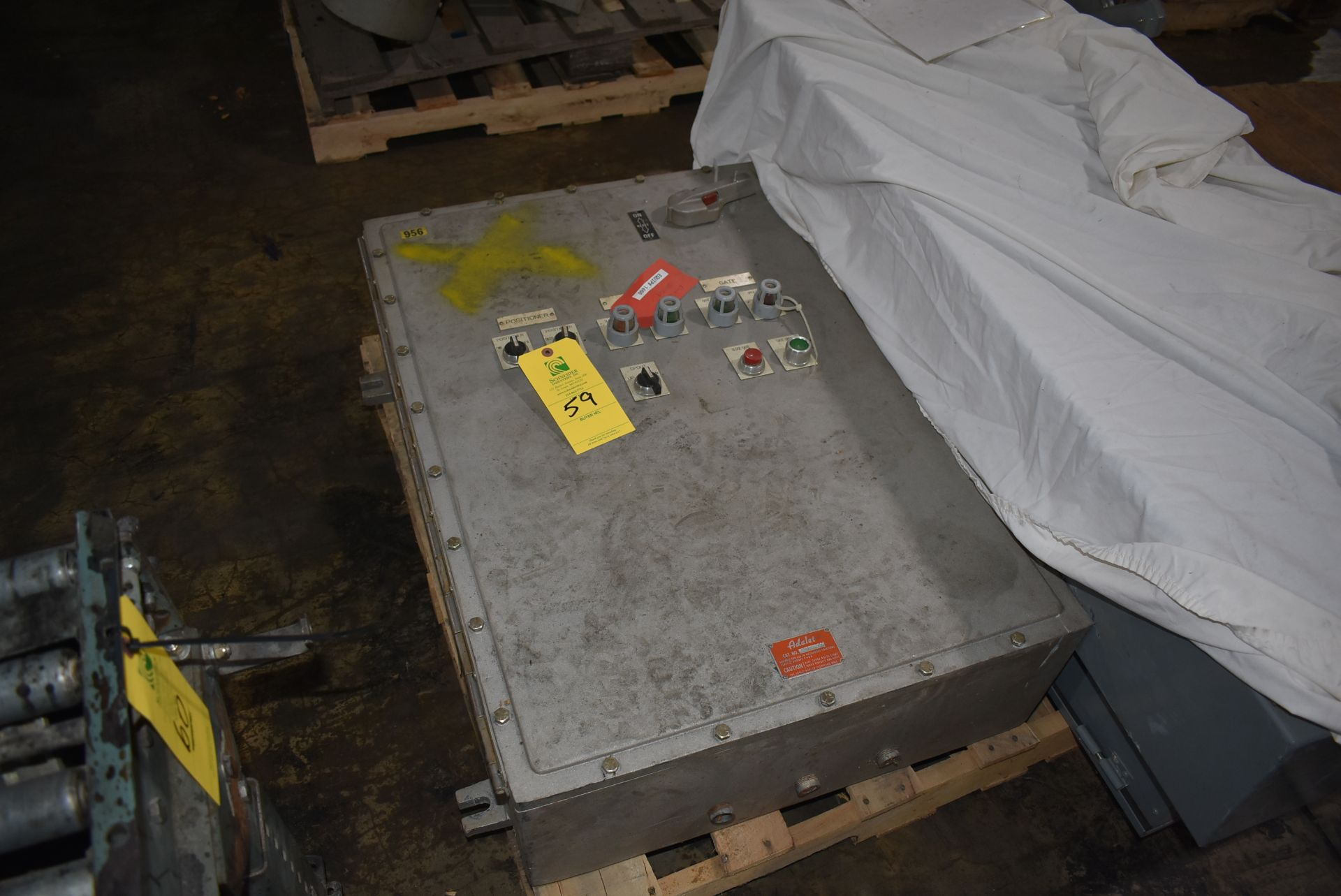 Adalet Electric Panel Box