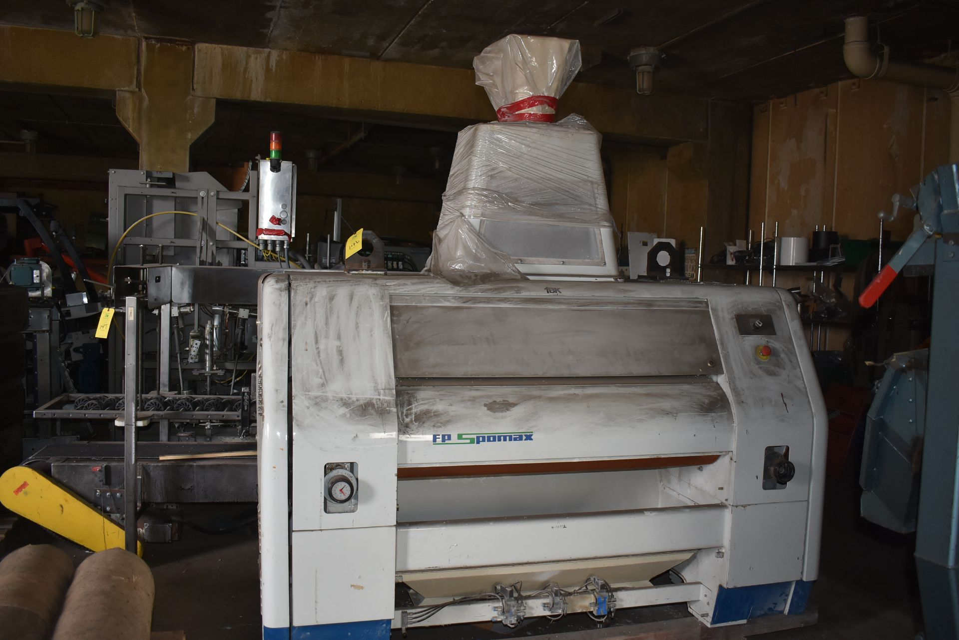 EP Spomax Soy Bean Press, Includes 8 Rolls - Image 2 of 4