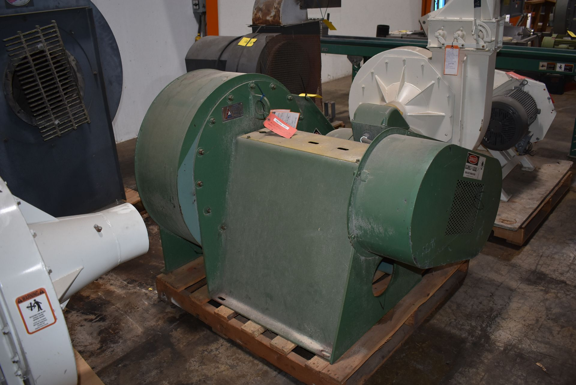 Blower Application Company, 30 HP Blower Unit - Image 3 of 3