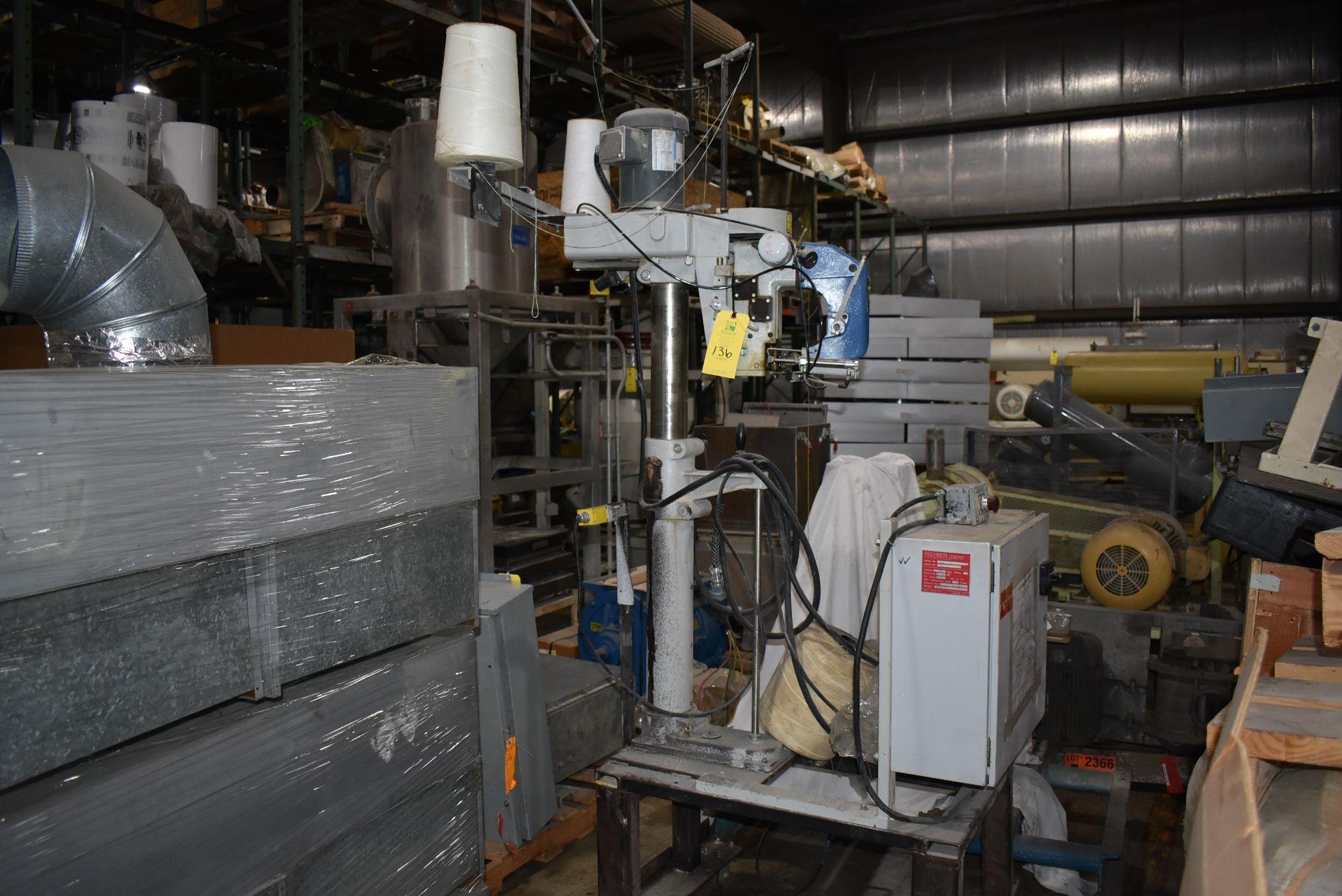 Fischbein Model #400 Series Industrial Sewing Machine