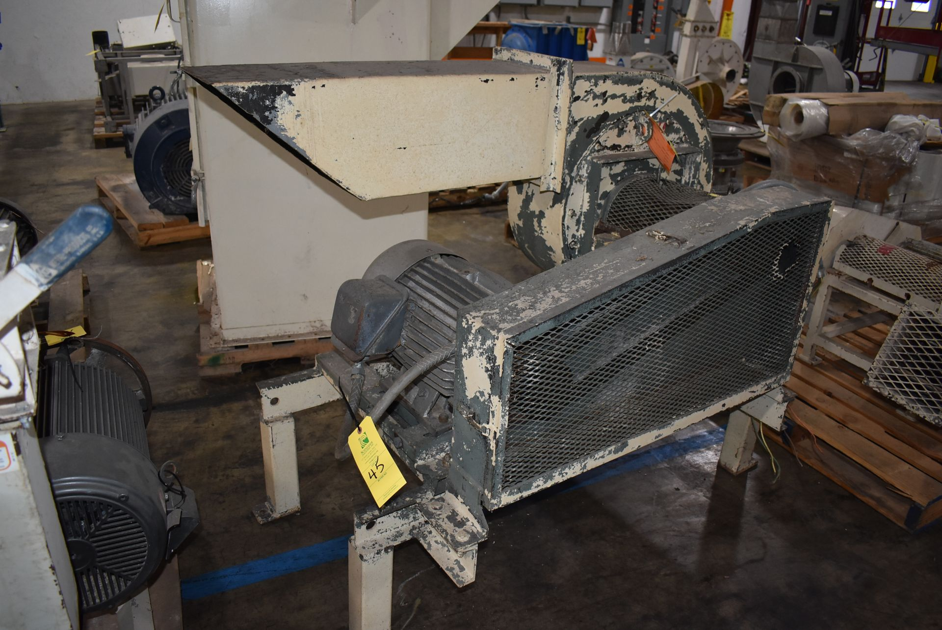 New York Blower, Size 174 w/15 HP Motor - Image 2 of 3