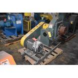 New York Blower, Wheel Size 2210 Aluminum w/15 HP Motor