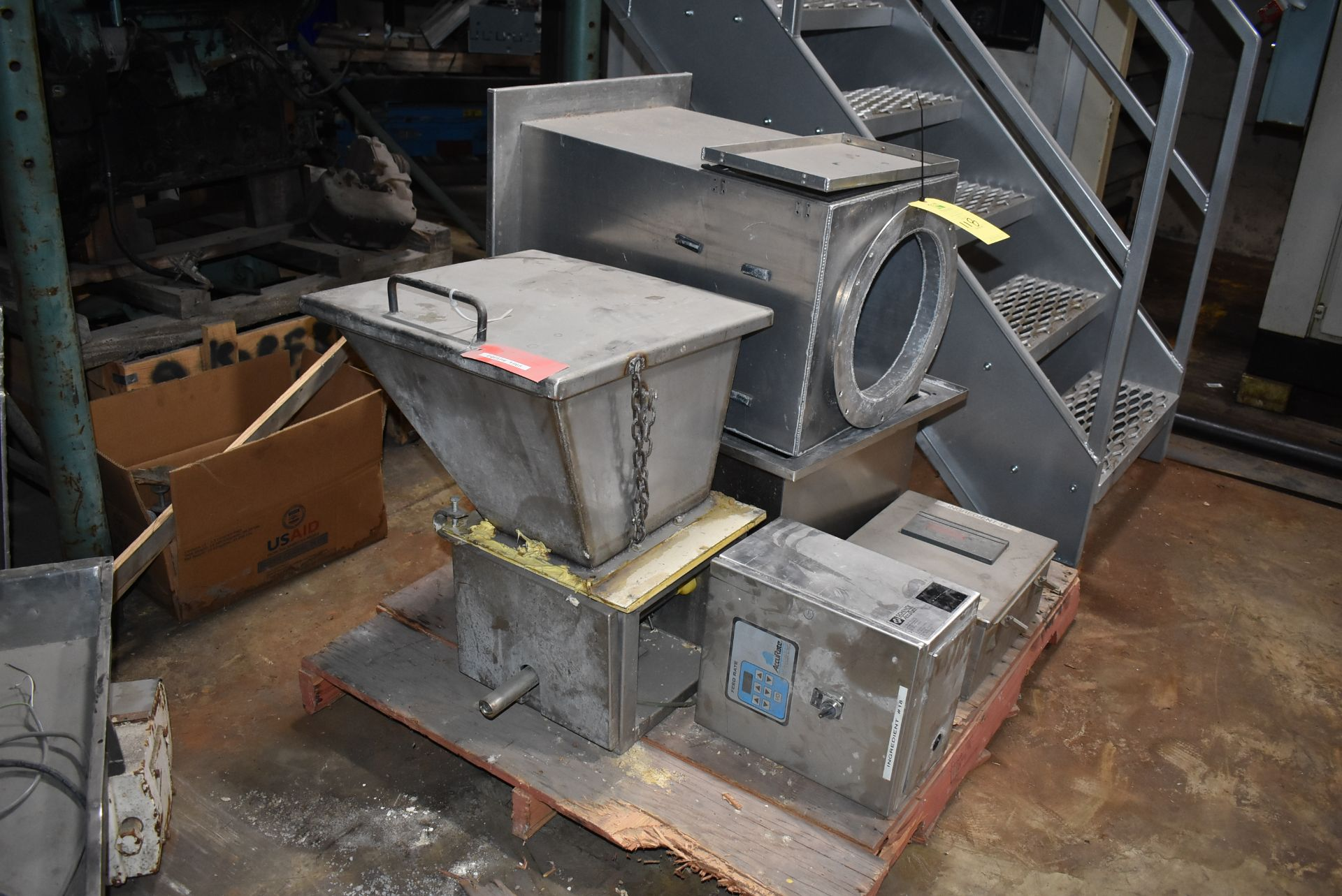 Schenck/Accrate Hopper, Feeder, and Hardy Instruments Control - Image 3 of 3