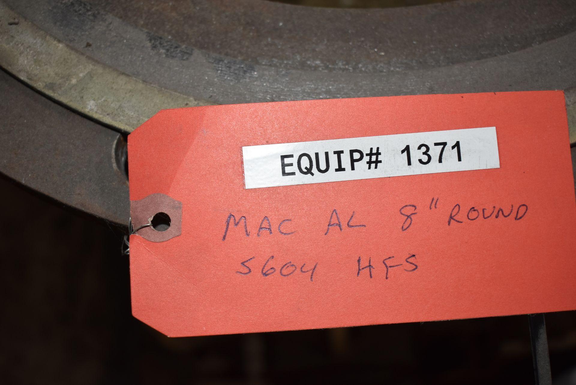 """MAC 8"""" Air Lock, 5604-HFS - Image 2 of 2"""