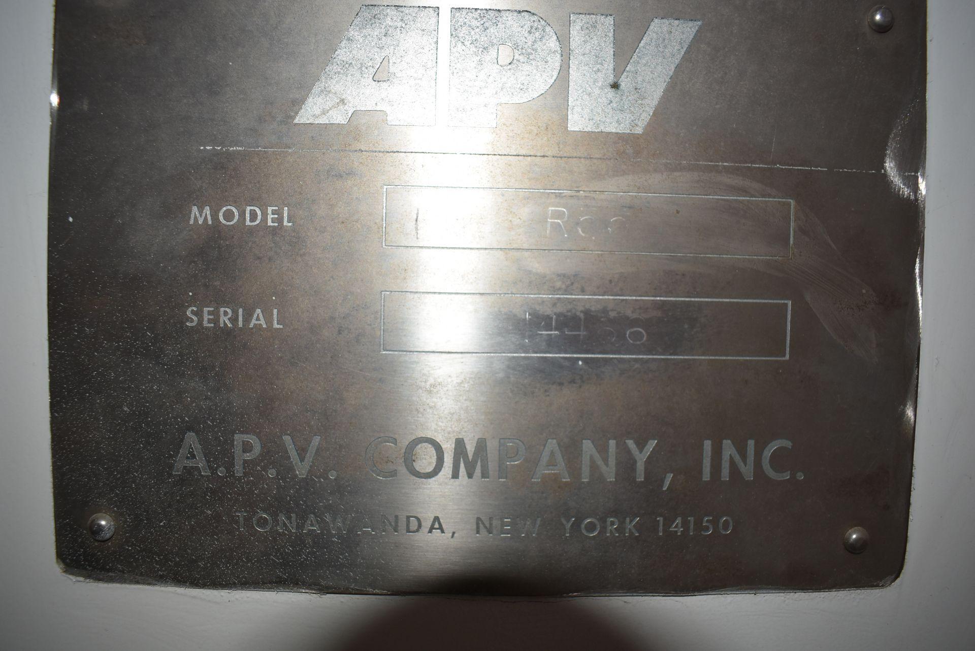APV Paraflow Type R55 Heat Exchanger, SN 14466 - Image 2 of 3