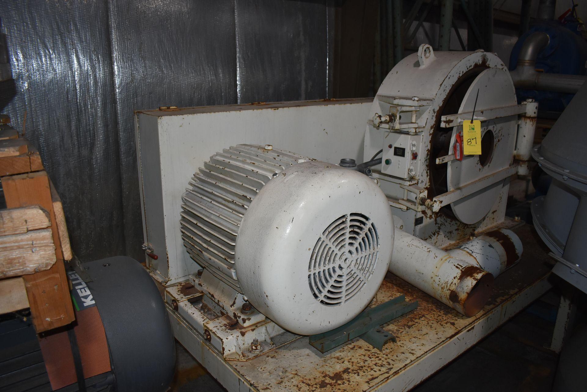 Prater Fine Grinder w/100 HP Motor