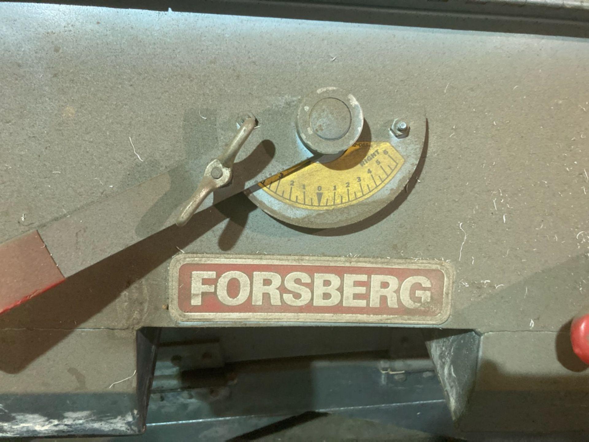Forsberg Gravity Table Model 300-V L.H. S/N 15977 - Image 3 of 4
