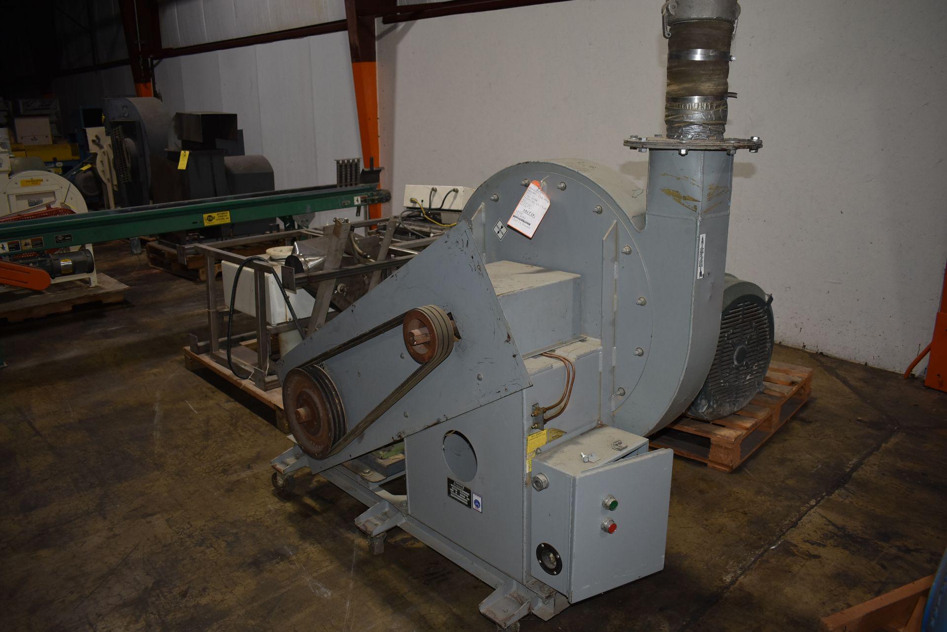 Aerovent Type HPBB Blower w/30 HP Motor - Image 3 of 3