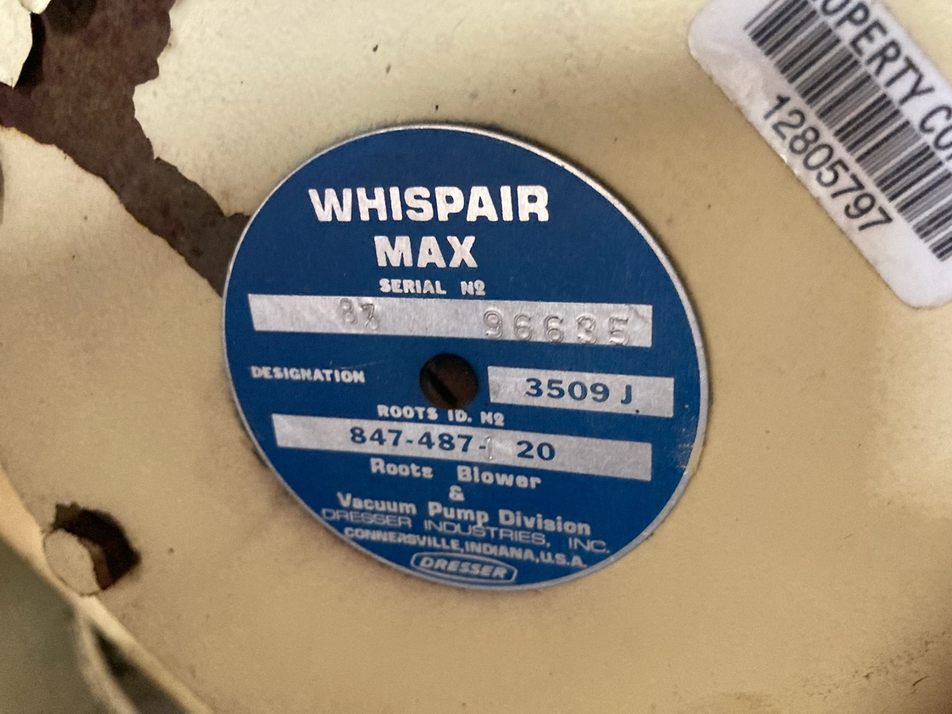 Dresser Whispair Max Blower Package - Image 2 of 2