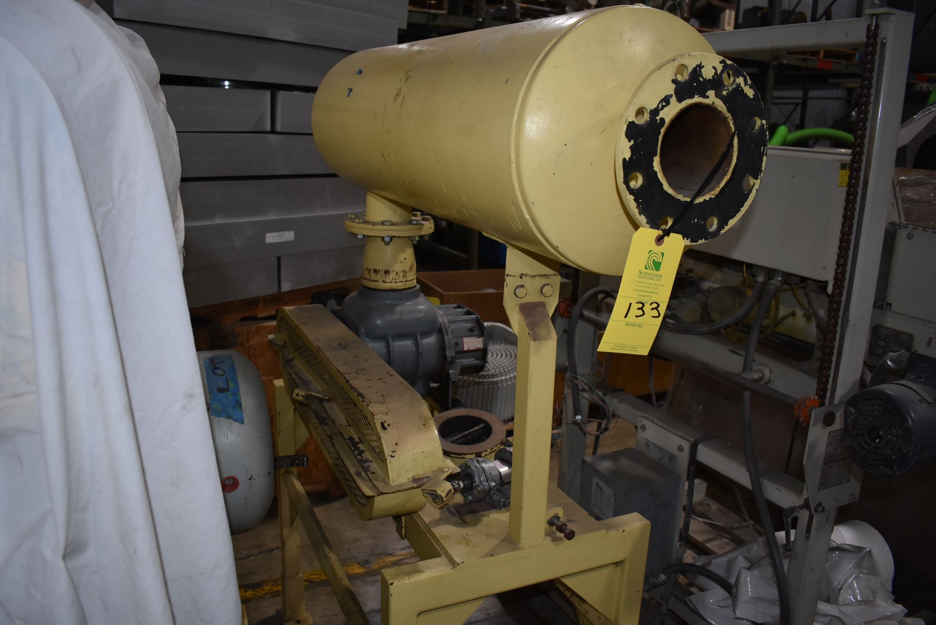 Mill Discharge Blower, NOTE - No Motor - Image 2 of 2