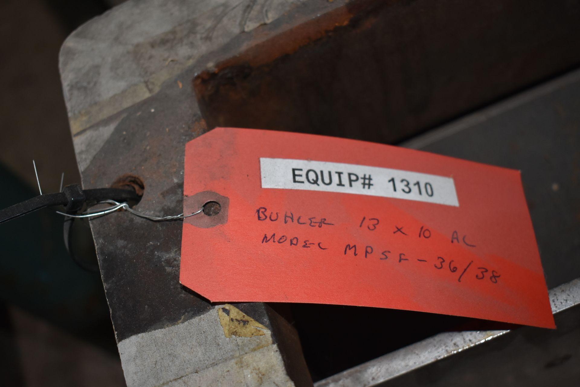 "Buhler Sz. 13"" x 10"" Air Lock - Image 2 of 2"