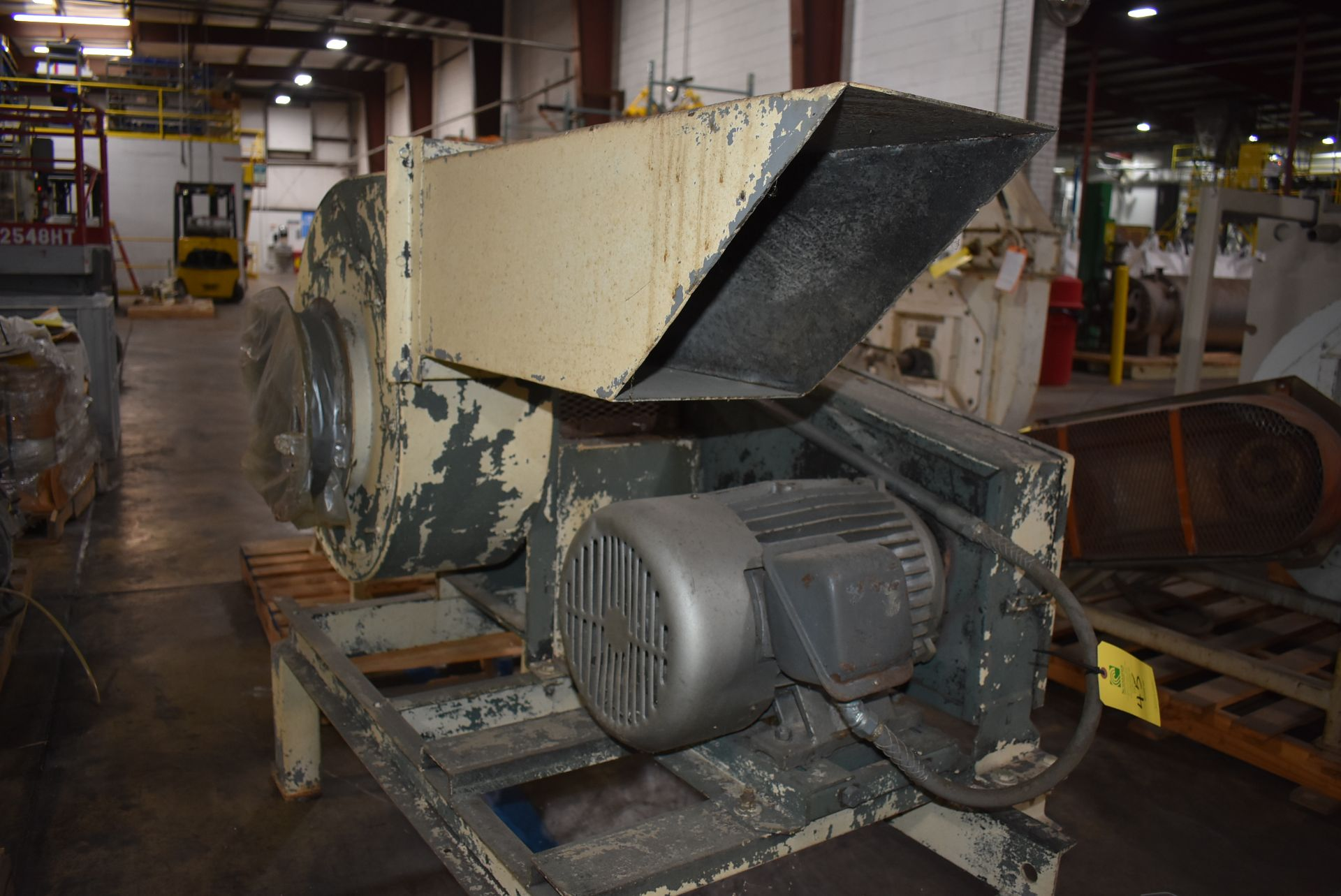 New York Blower, Size 174 w/15 HP Motor - Image 3 of 3