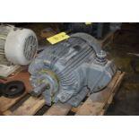Westinghouse/TECO 50 HP Motor, 230/460 Volt, 1770 RPM