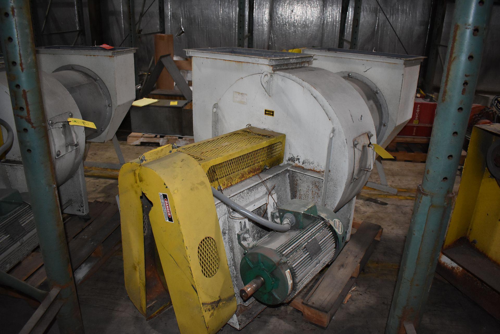IAP Inc. Model #222-50-D Blower w/Marathon 20 HP Motor - Image 3 of 3