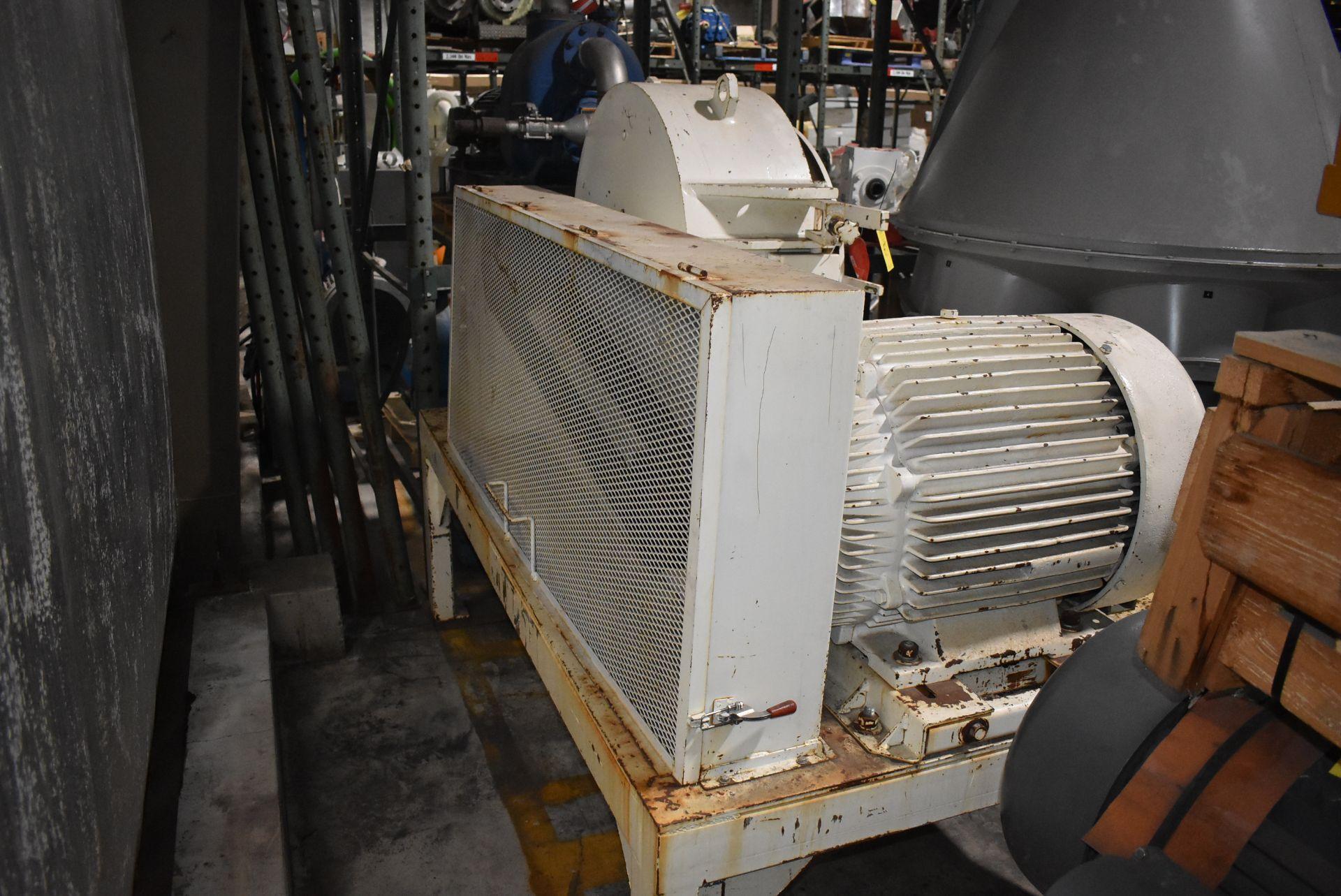 Prater Fine Grinder w/100 HP Motor - Image 2 of 4