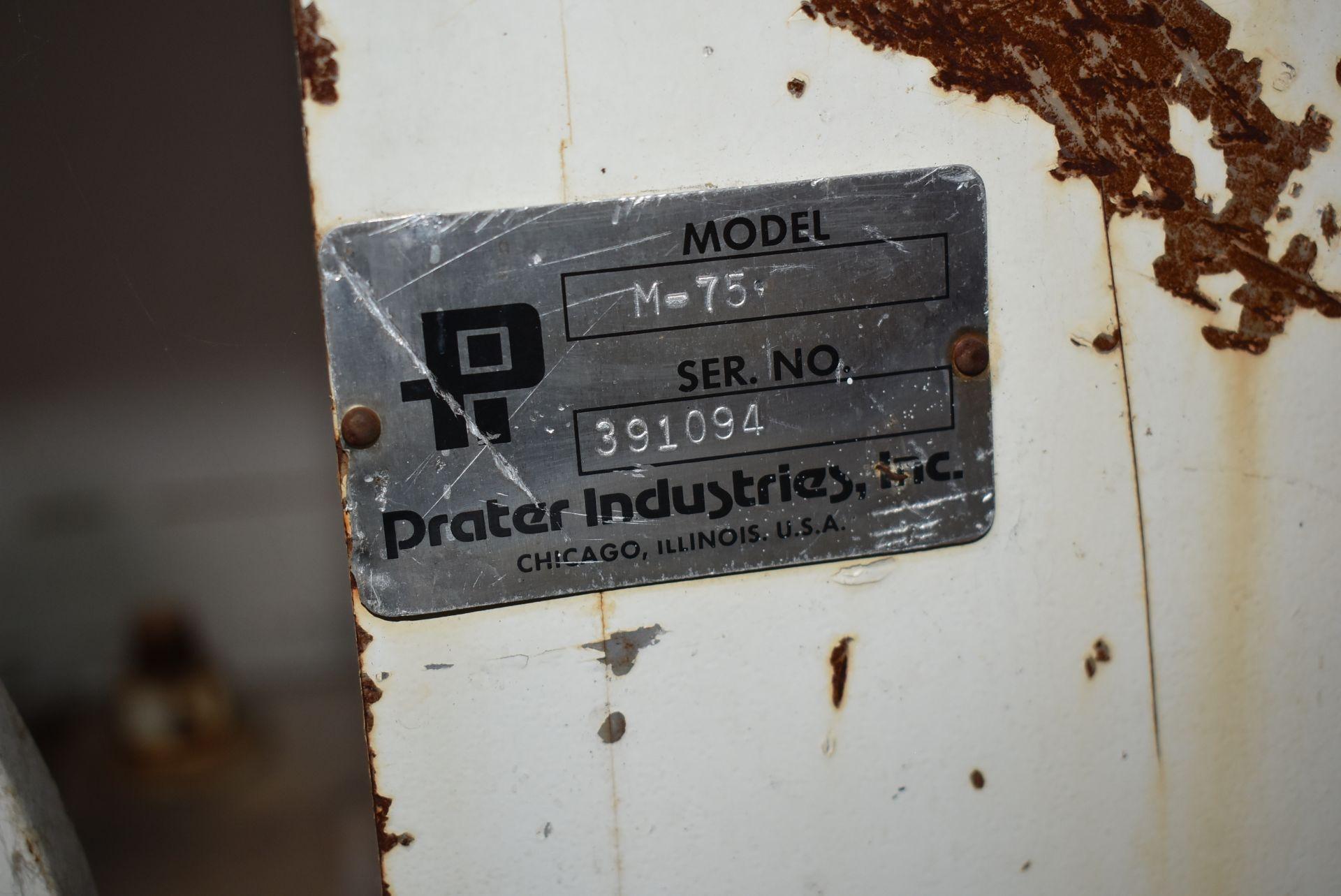 Prater Fine Grinder w/100 HP Motor - Image 3 of 4