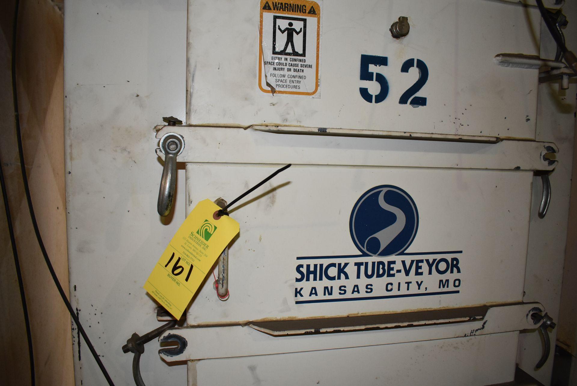 Shick Tube-Veyor Model #58A025 Auto Jet Filter System - Image 2 of 4