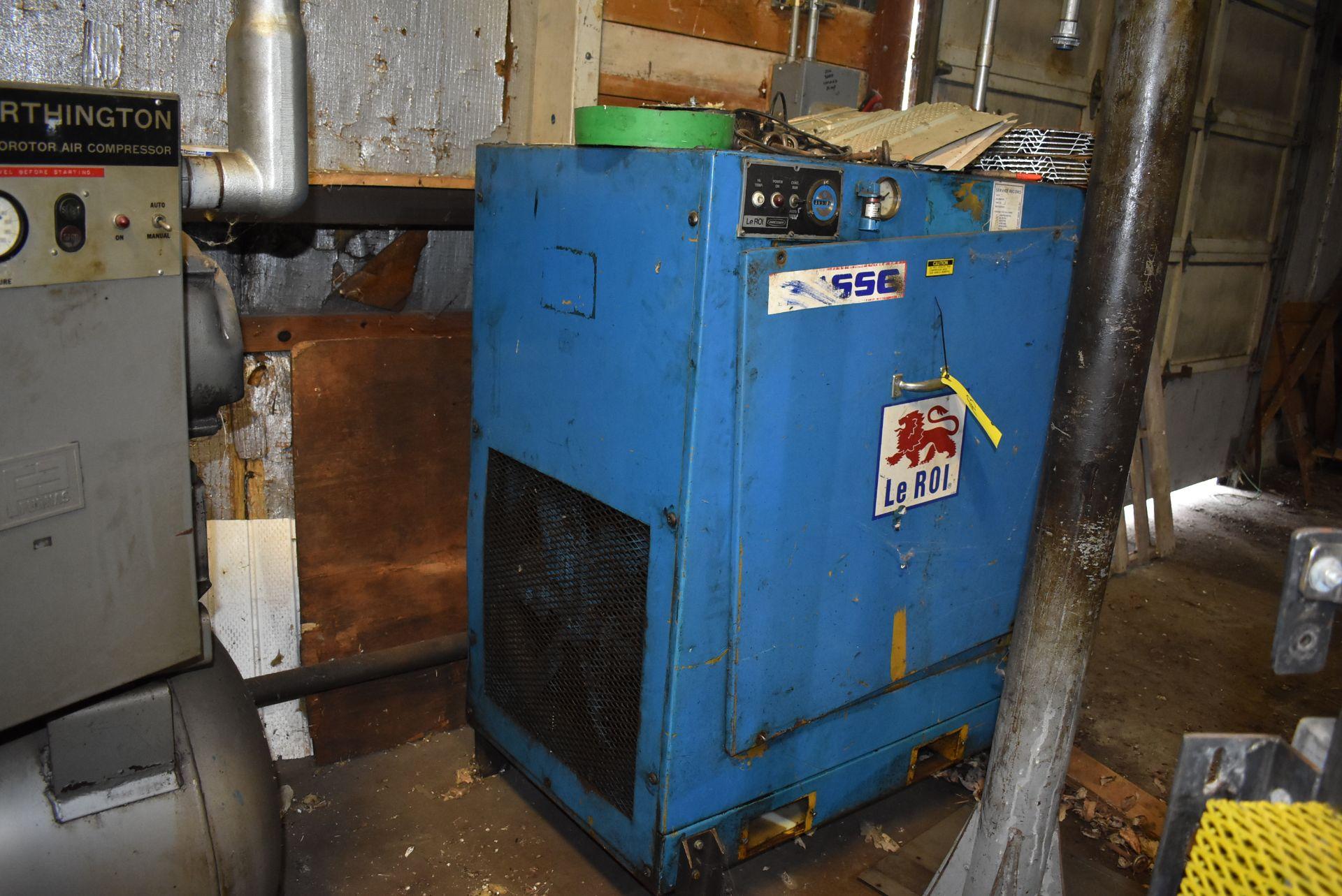 Leroi/Dresser Air Compressor - Image 2 of 2