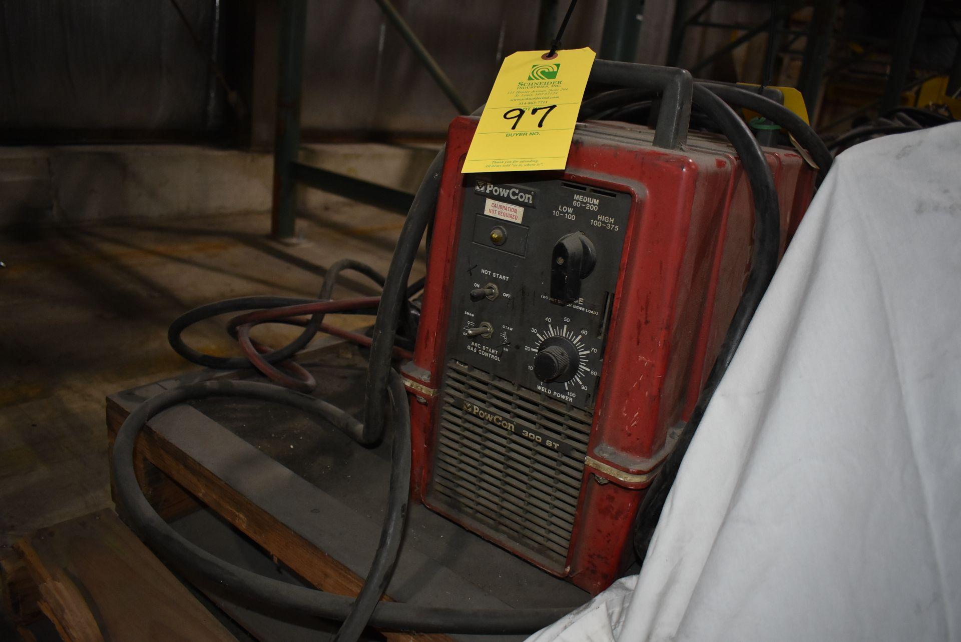 Power Con Model 300SM Welder