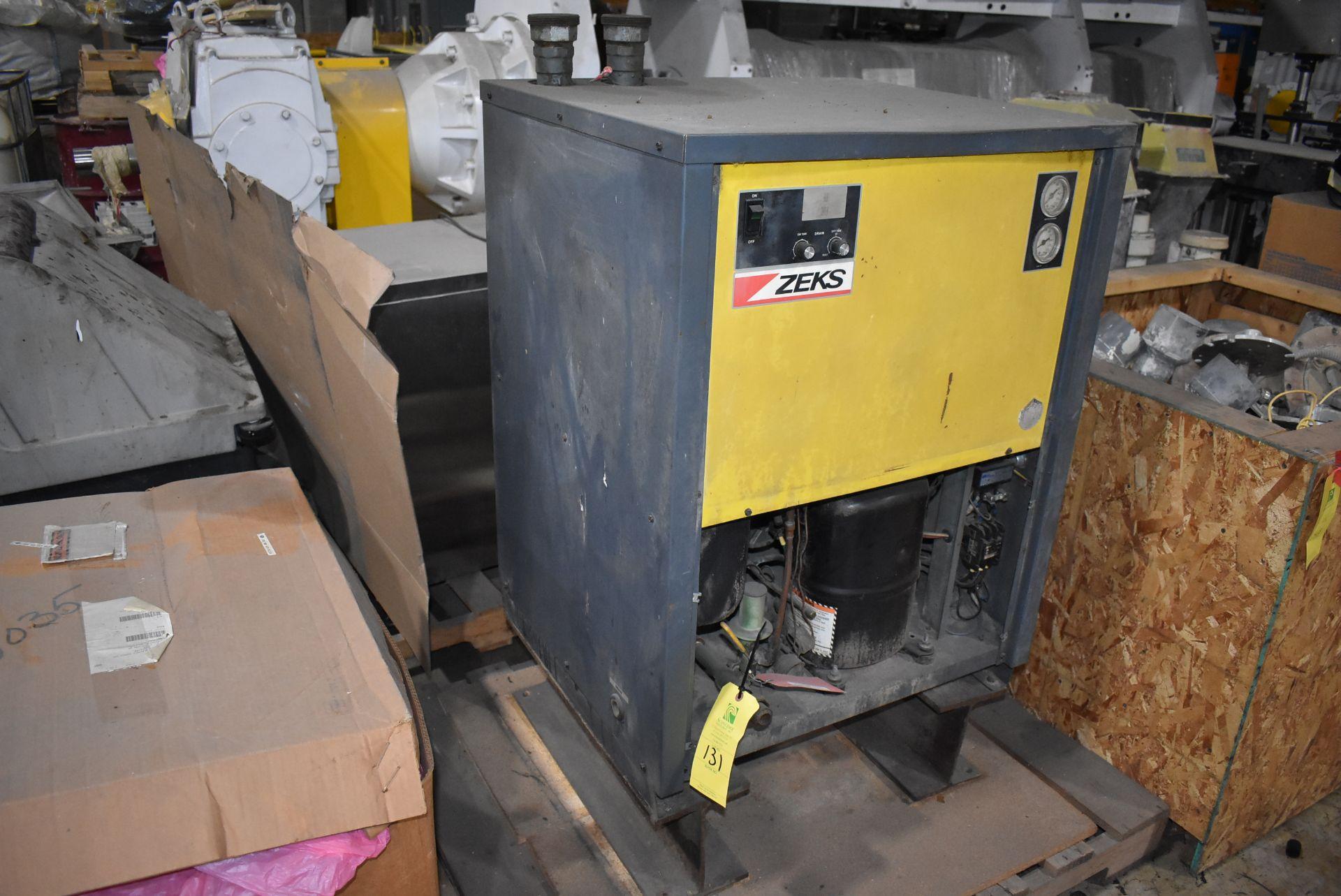 Zeks Model #2000NCAA100 Refrigerated Air Dryer