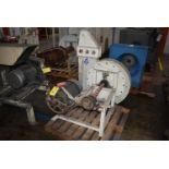 Kice Model #FC13W12-W08 Blower w/15 HP Motor