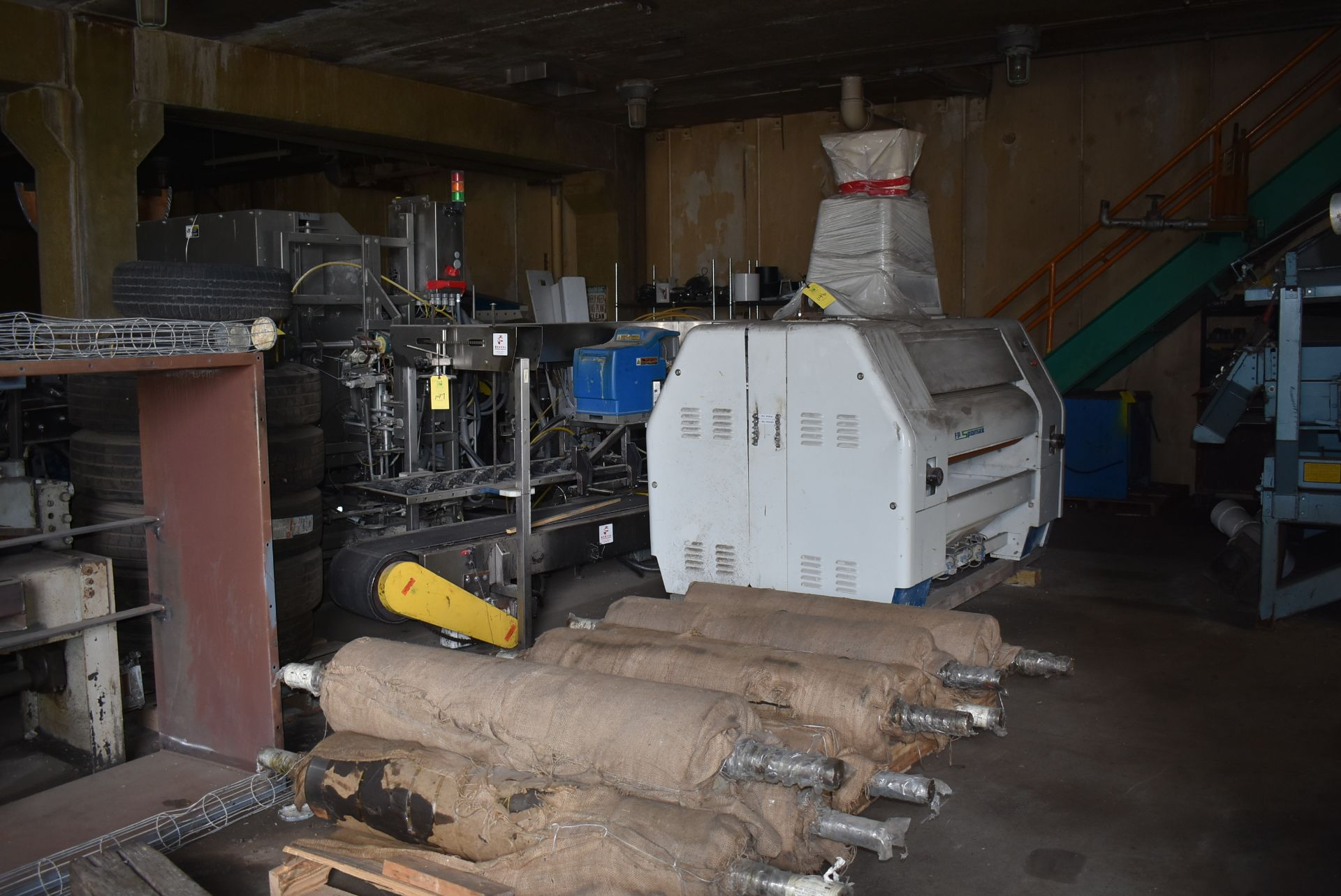EP Spomax Soy Bean Press, Includes 8 Rolls - Image 3 of 4