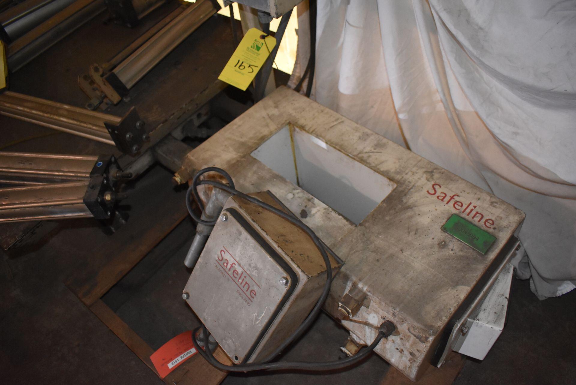 "Safeline Model #42 Metal Detector, 13 1/2"" x 6"" Aperture - Image 2 of 3"