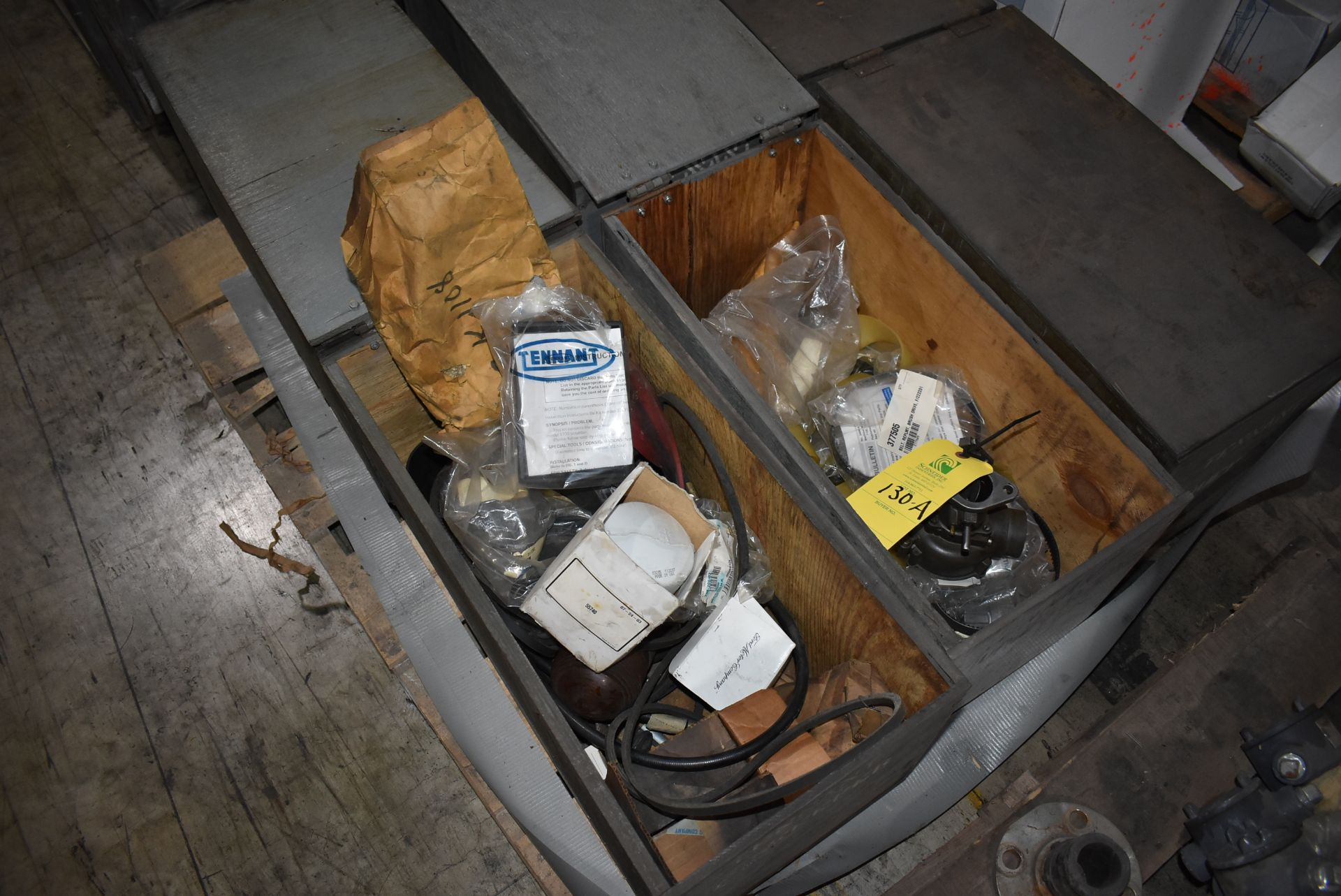 Floor Scrubber Parts & Components - Image 2 of 2