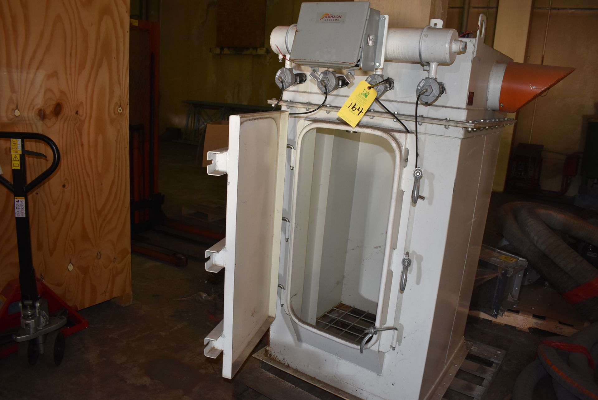 Horizon Systems Model #X5455FC162C Dust Collection System - Image 3 of 4