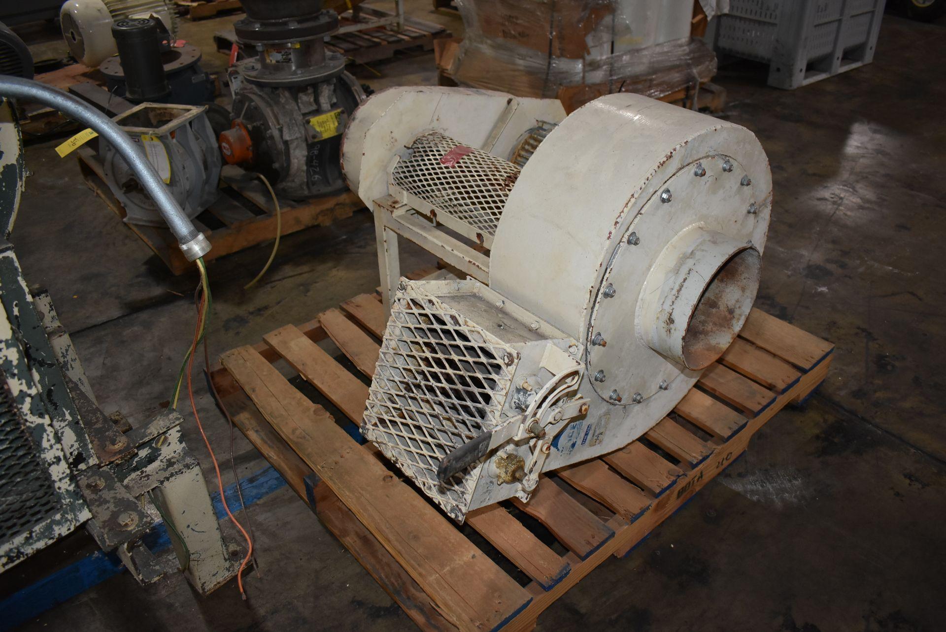 Kice Air Blower w/10 HP Motor - Image 2 of 3