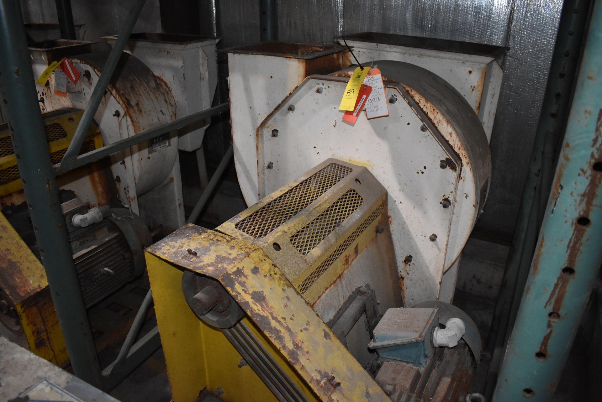 Air Tech Model #261 Blower w/20 HP Motor - Image 3 of 3