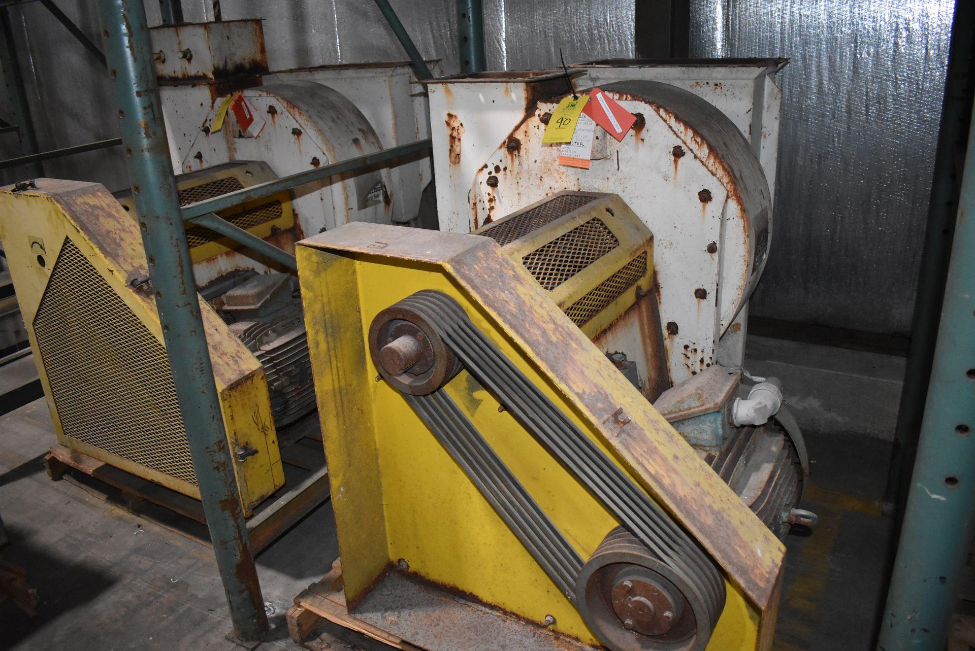 Air Tech Model #226 Blower w/25 HP Motor