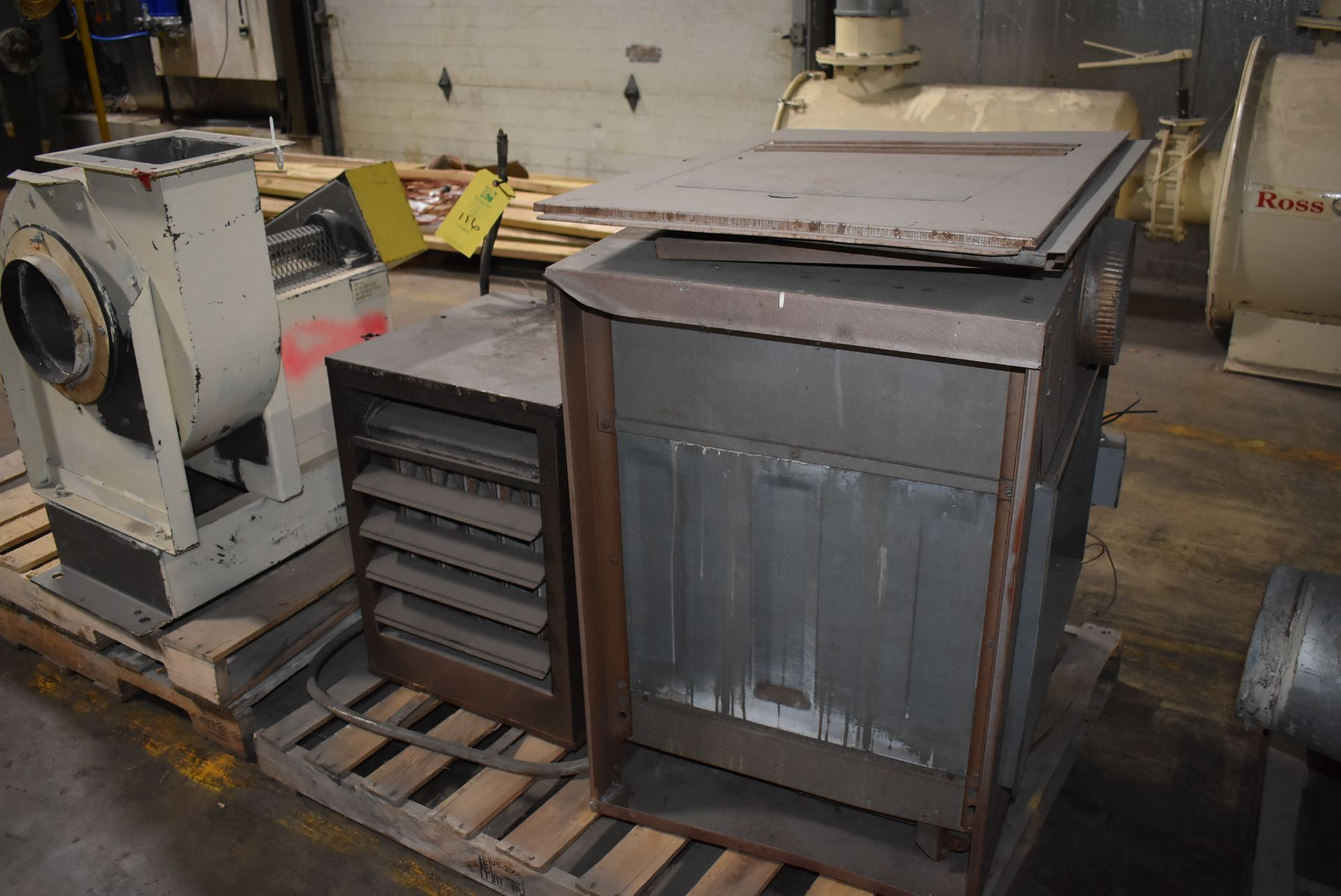 Reznor Electric Heaters