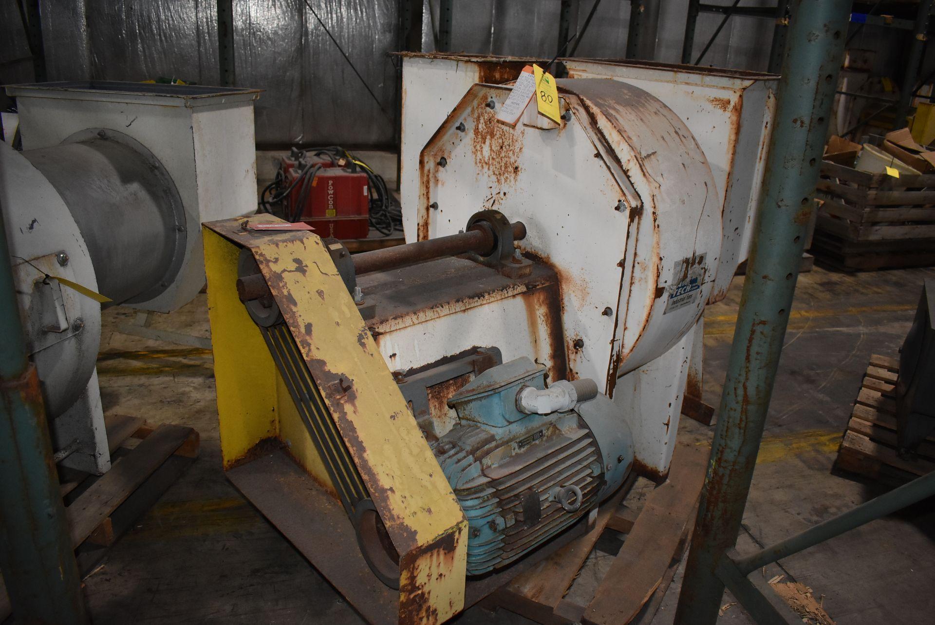 Air Tech Model #261-IRO Blower w/20 HP Motor