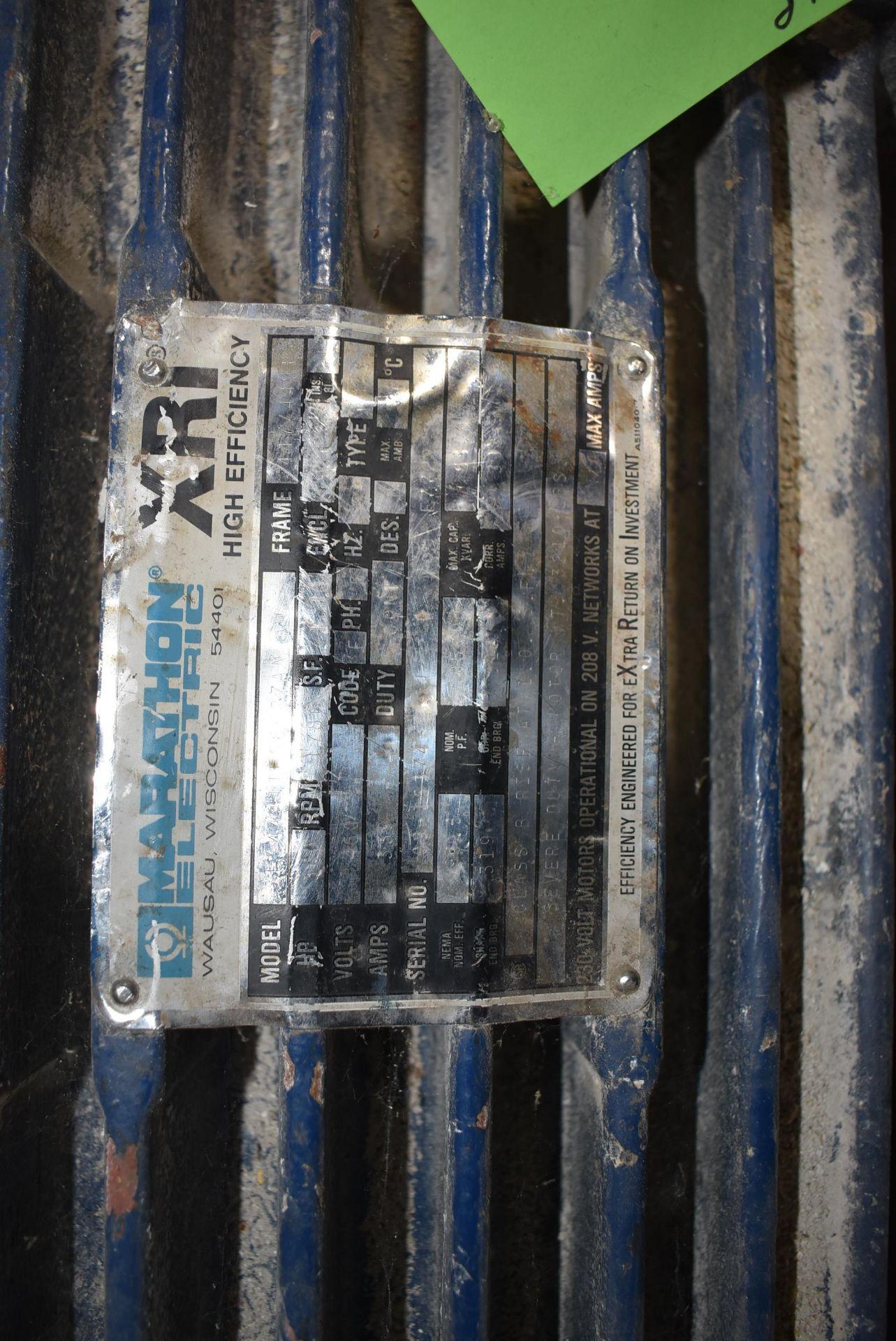 Marathon XRI 300 HP Motor, Frame 447/449T - Image 3 of 3