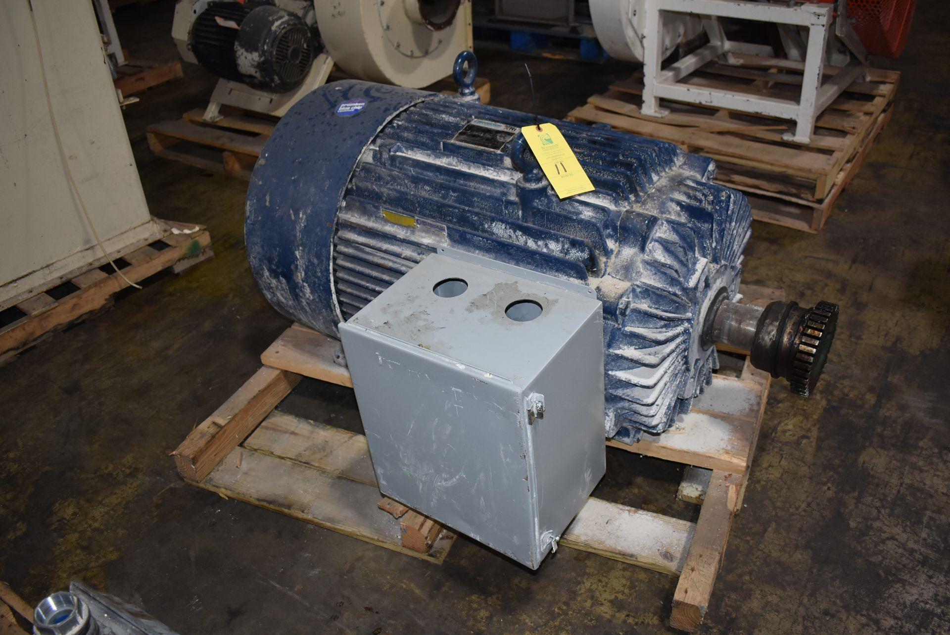 Marathon XRI 300 HP Motor, Frame 447/449T - Image 2 of 3