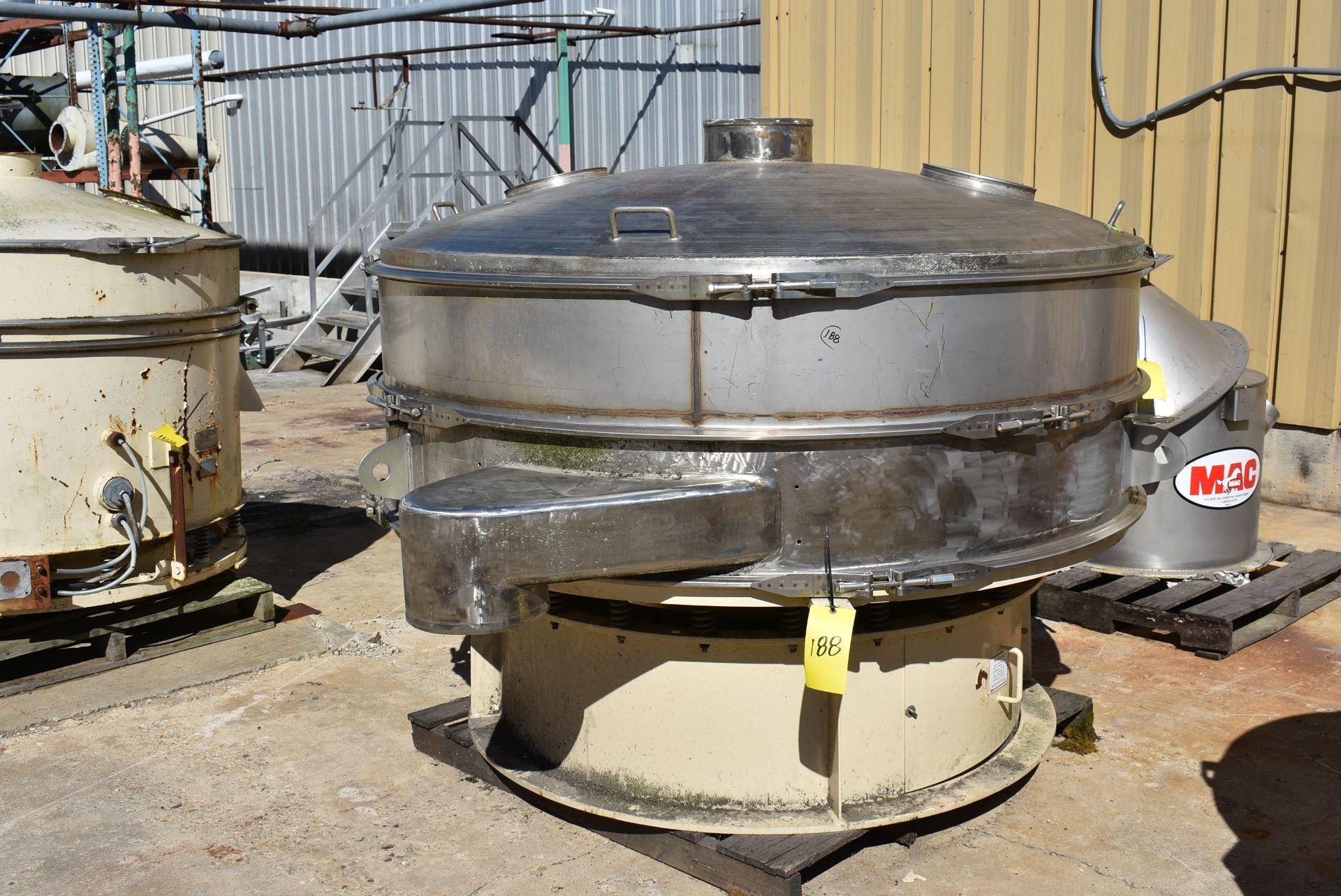 SWECO Model #US72510128 Vibratory Separator